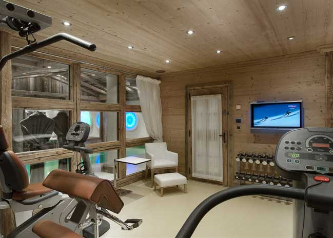 Chalet grande roche luxury courchevel chalet for hire